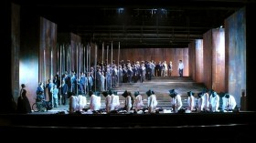 Aida 05 Triumpf Auftritt Radames