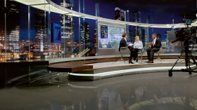 Deutsche Bank TV Studio 01
