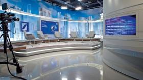 Deutsche Bank TV Studio 02