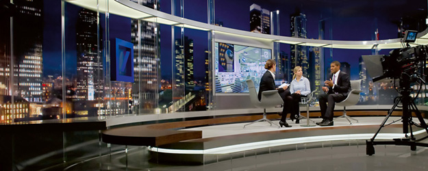 Deutsche Bank Studio - Slider