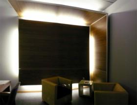 Omnimago Schnittraum Sitzecke mit Plafond