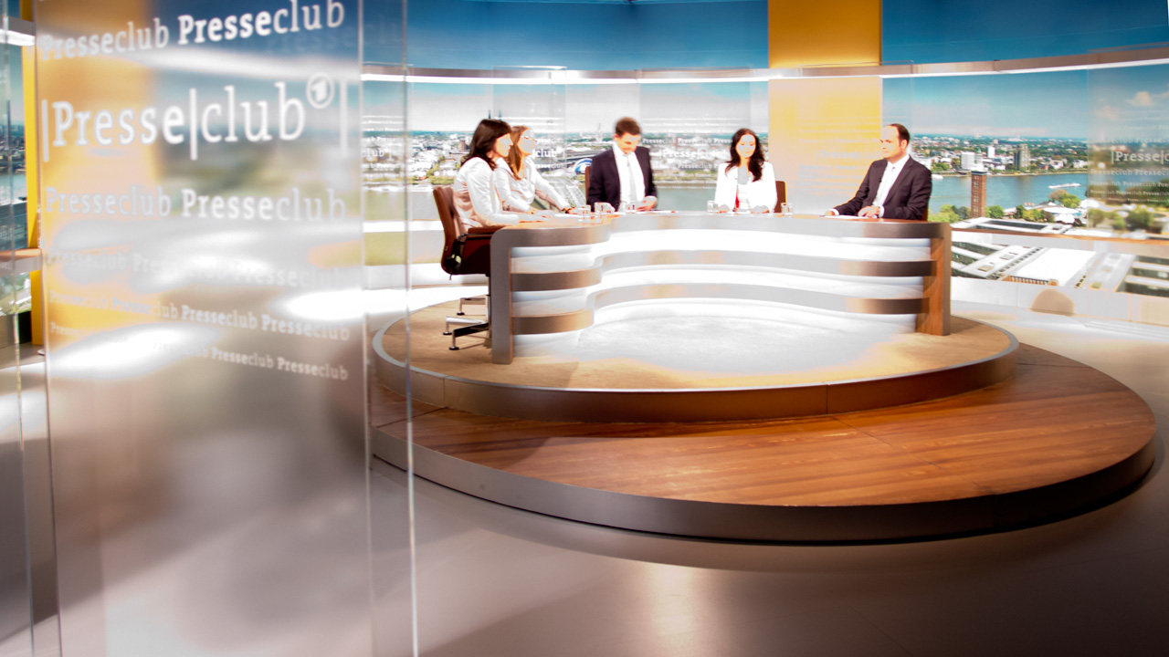 Ard Presseclub Mediathek