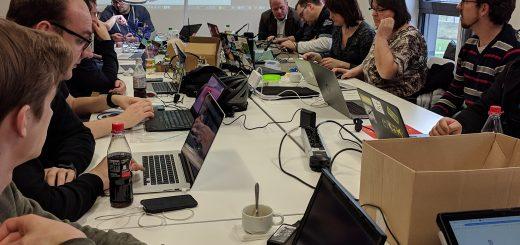 Hackday in Moers 2019